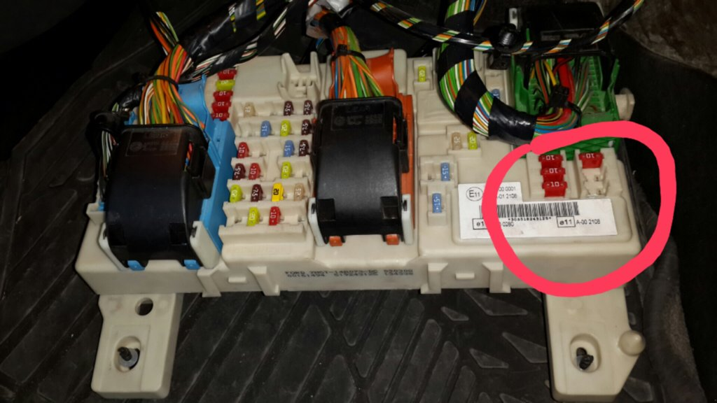 Gem Electric Car Fuse Box - Wiring Diagrams 24 on