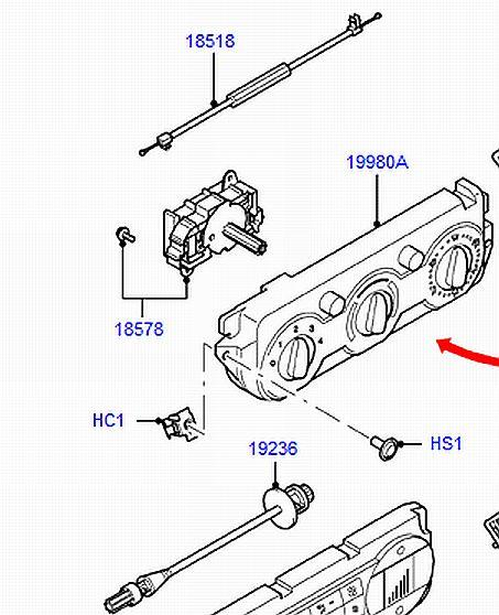 heater cable problem 2 - ford focus club - ford owners club
