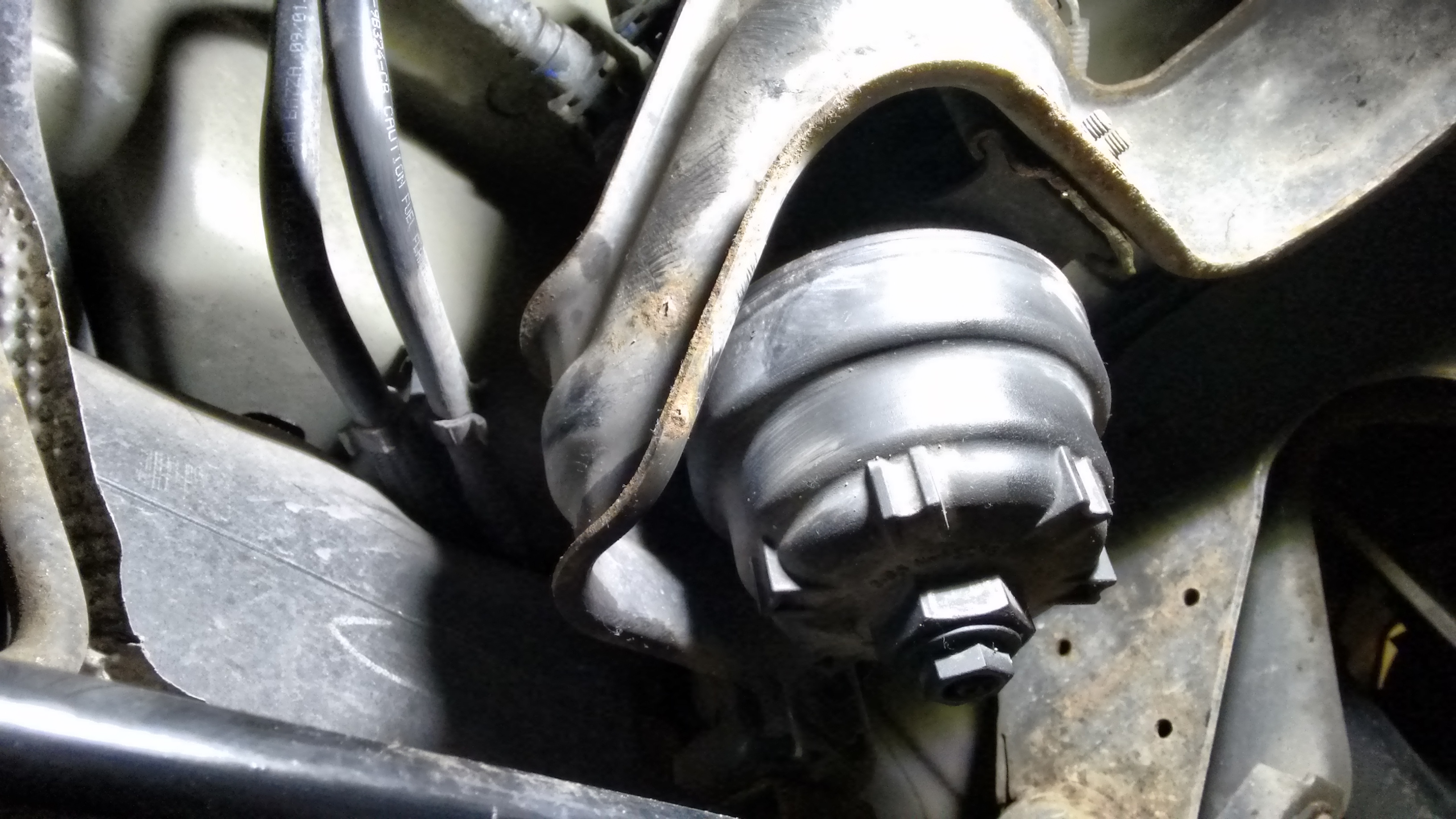 Replacing Fuel Filter On Ford Focus Change Replacement