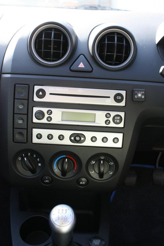 Dash and LPG control