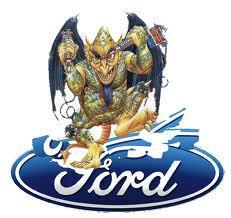 ford dragon