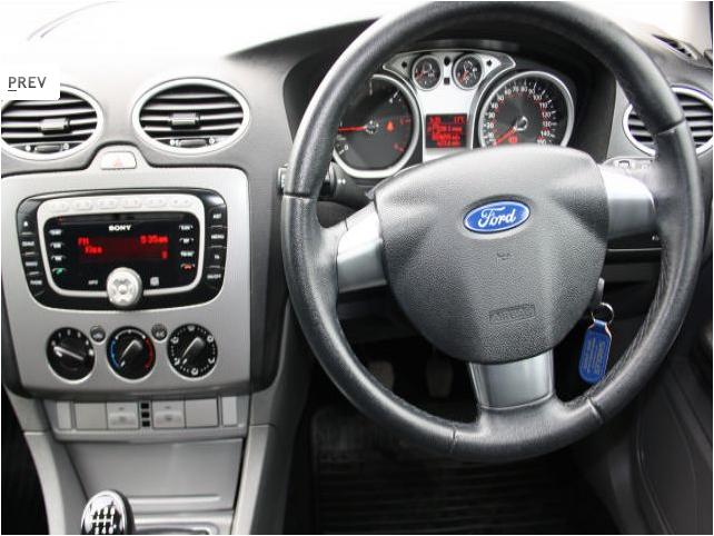 Ford Focus 2.0TDCi Titanium 136 BHP