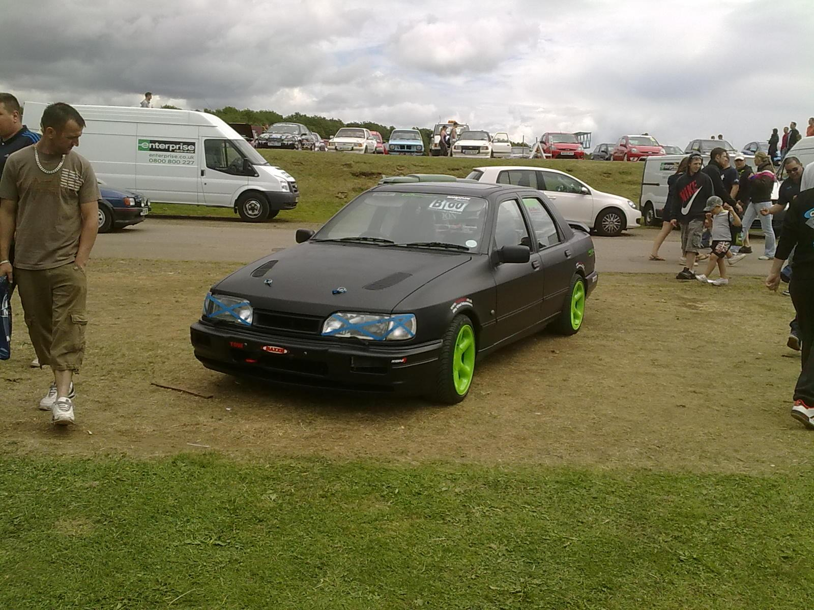 looking prettythere at ford fair 2011