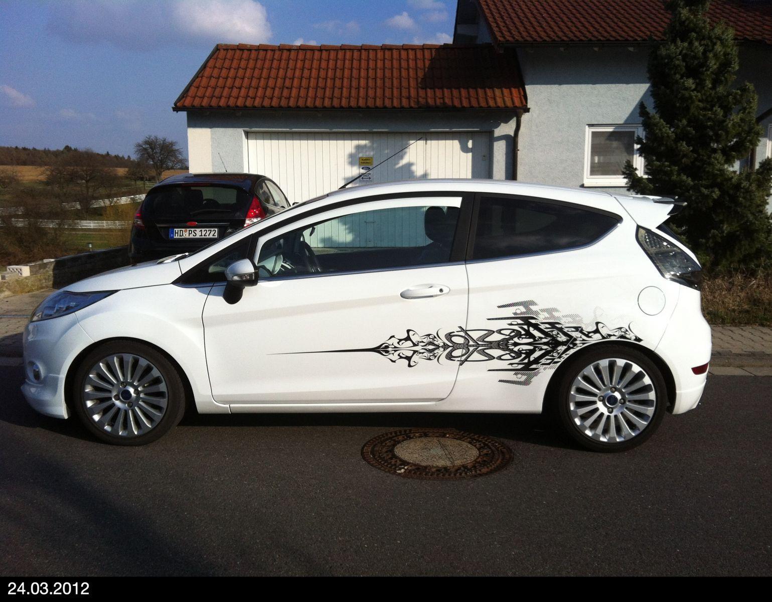 My Ford Fiesta MK7