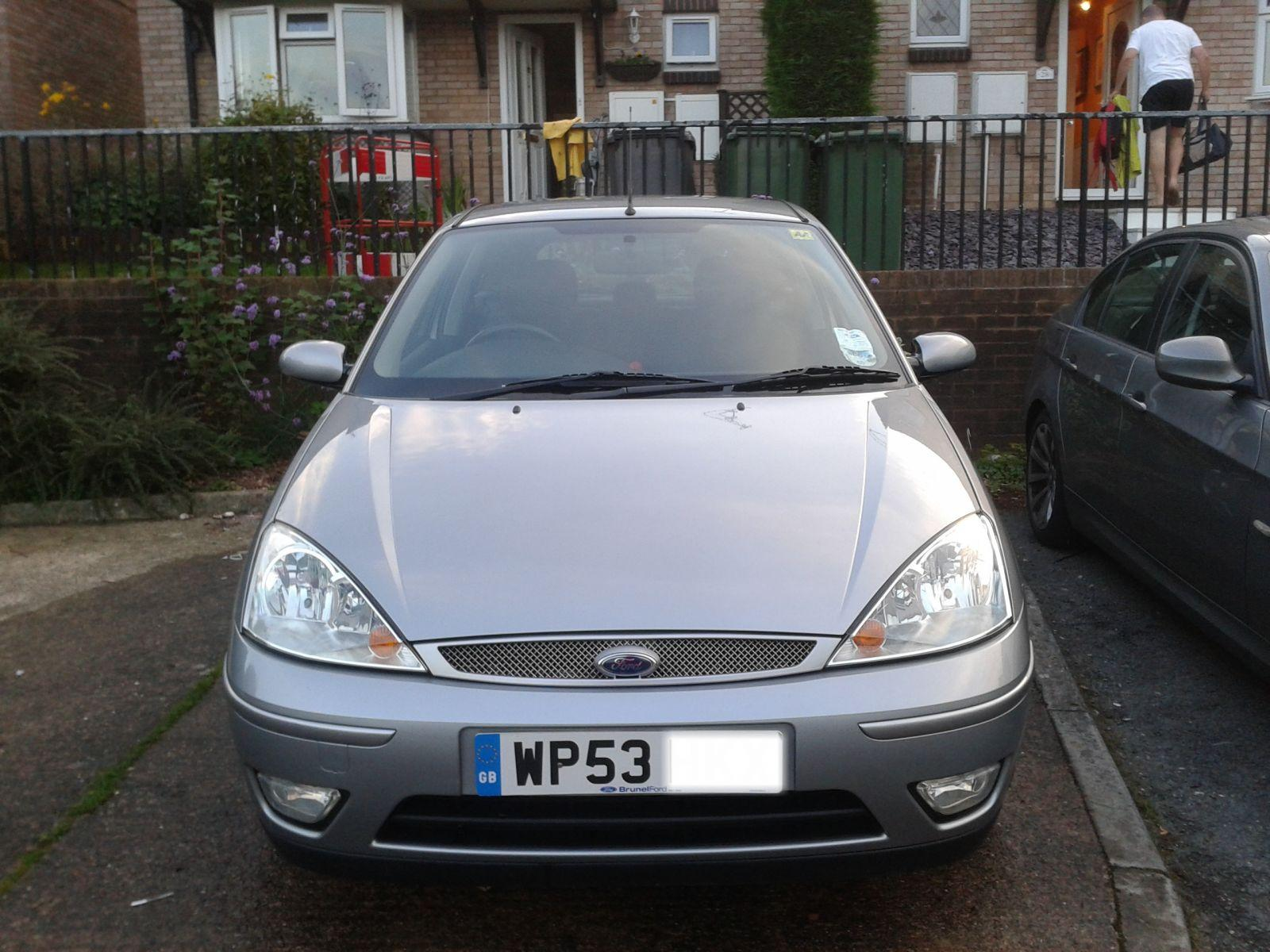 the old focus