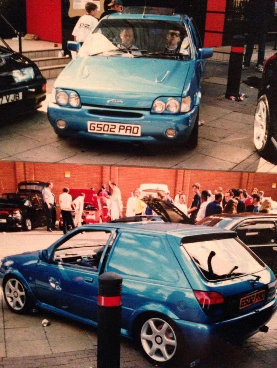 Turbo Si mk3 van