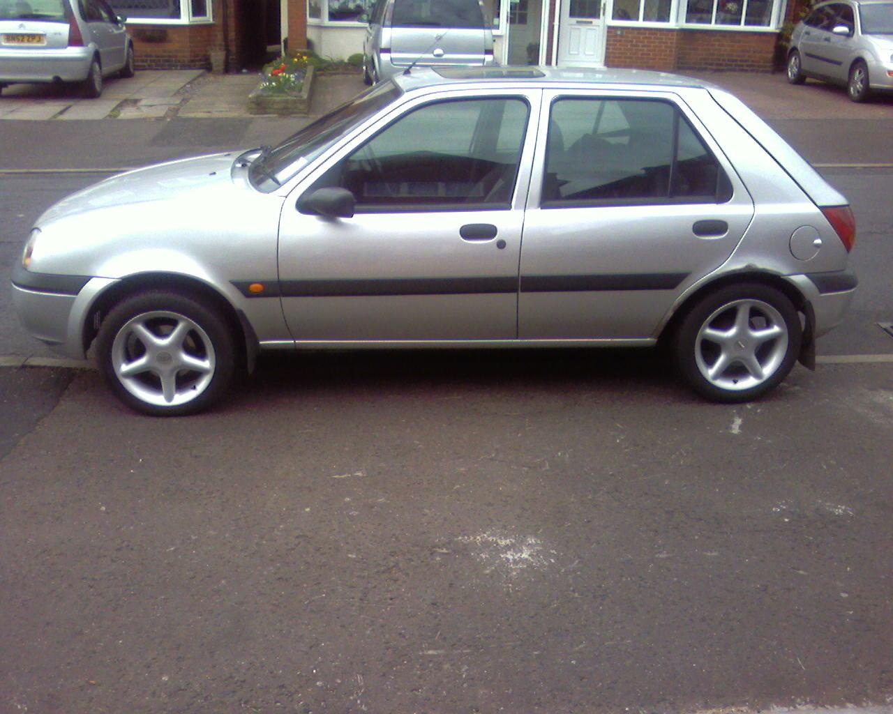 My Fiesta Mk5
