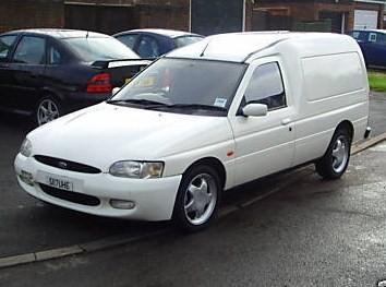 my escort van