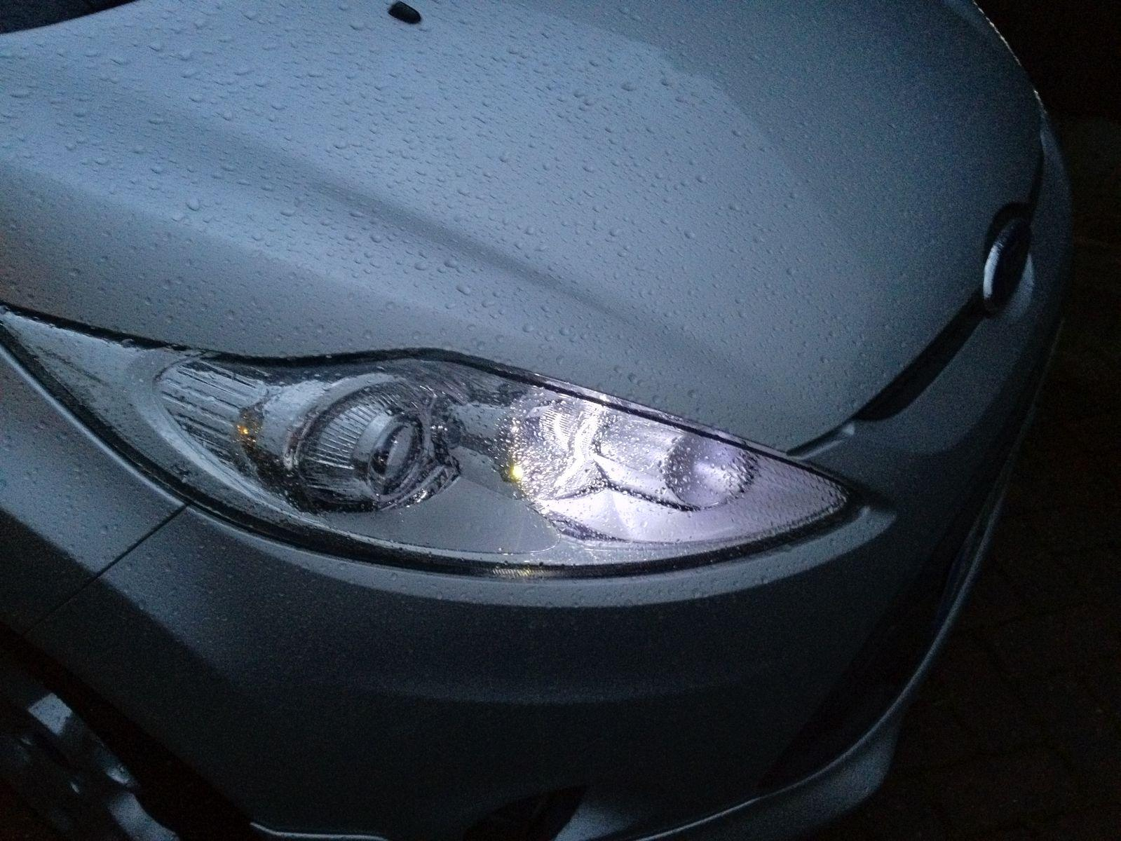 New LED sidelights