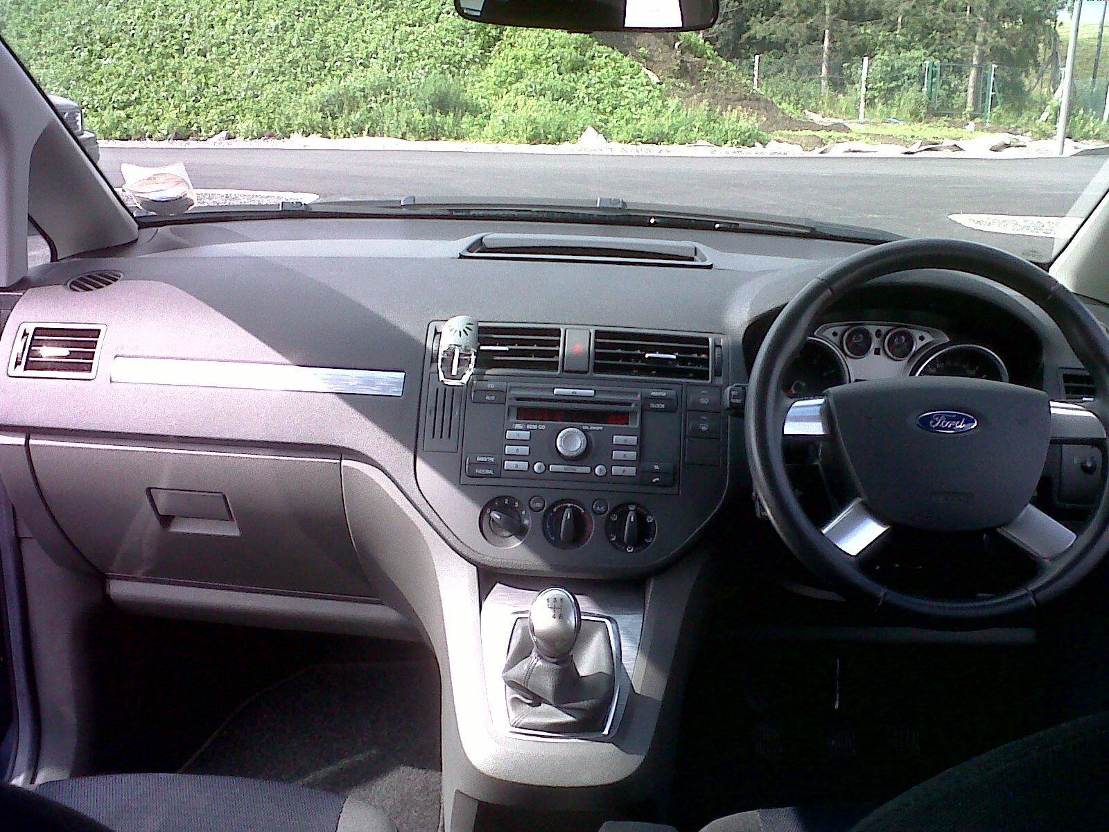 2008 - 57 - FORD C-MAX Zetec 1.8 16v (125 bhp)