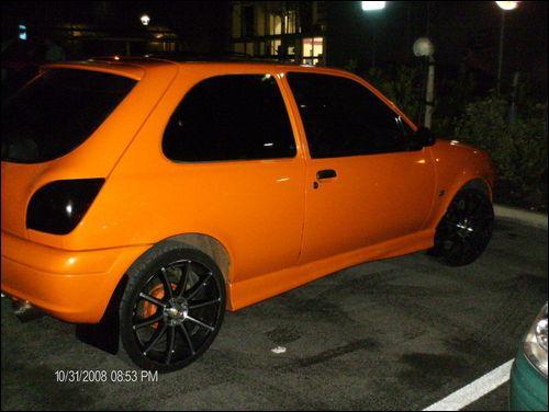 my orange fezza