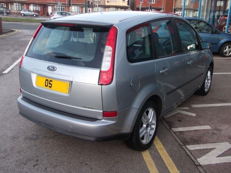 ford focus C Max Mpv petrol 8943759