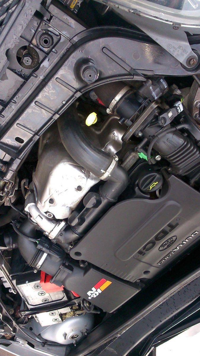 Zetec S engine