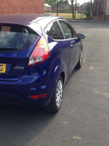 Ford Fiesta Style 1.25 3dr 59bhp