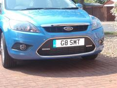 Me Foci with DRL's Fitted