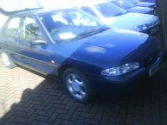 my ford mondeo