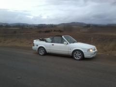 Ford Escort mk4 Cab