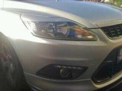 painted browe line on focus headlights