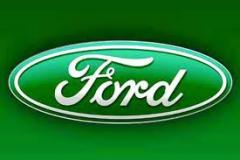 ford badge green