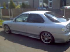 MY MONDEO MK2 2.0LTR ZETEC S, ST200 REP WITH MODS...