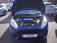 My ST at Ford Fair