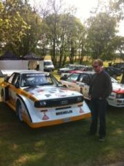 Me at Donington Park 2011
