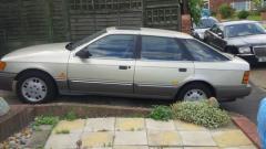 my ford granada 1988