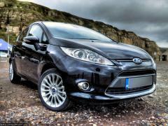 My new Ford Fiesta Titanium