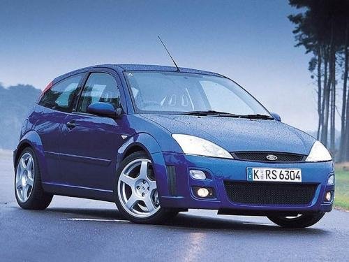 Ford Focus Rs Mk1 Buyer S Guide Ford Buyers Guides Ford Owners