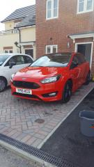 Red Edition Focus