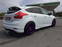 My Ford Focus Zetec s