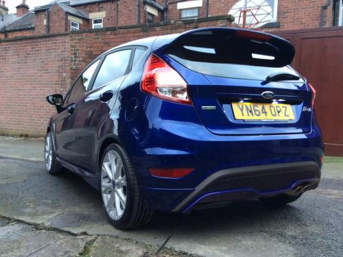 St Rear Diffuser Valance Ford Fiesta Club Ford Owners