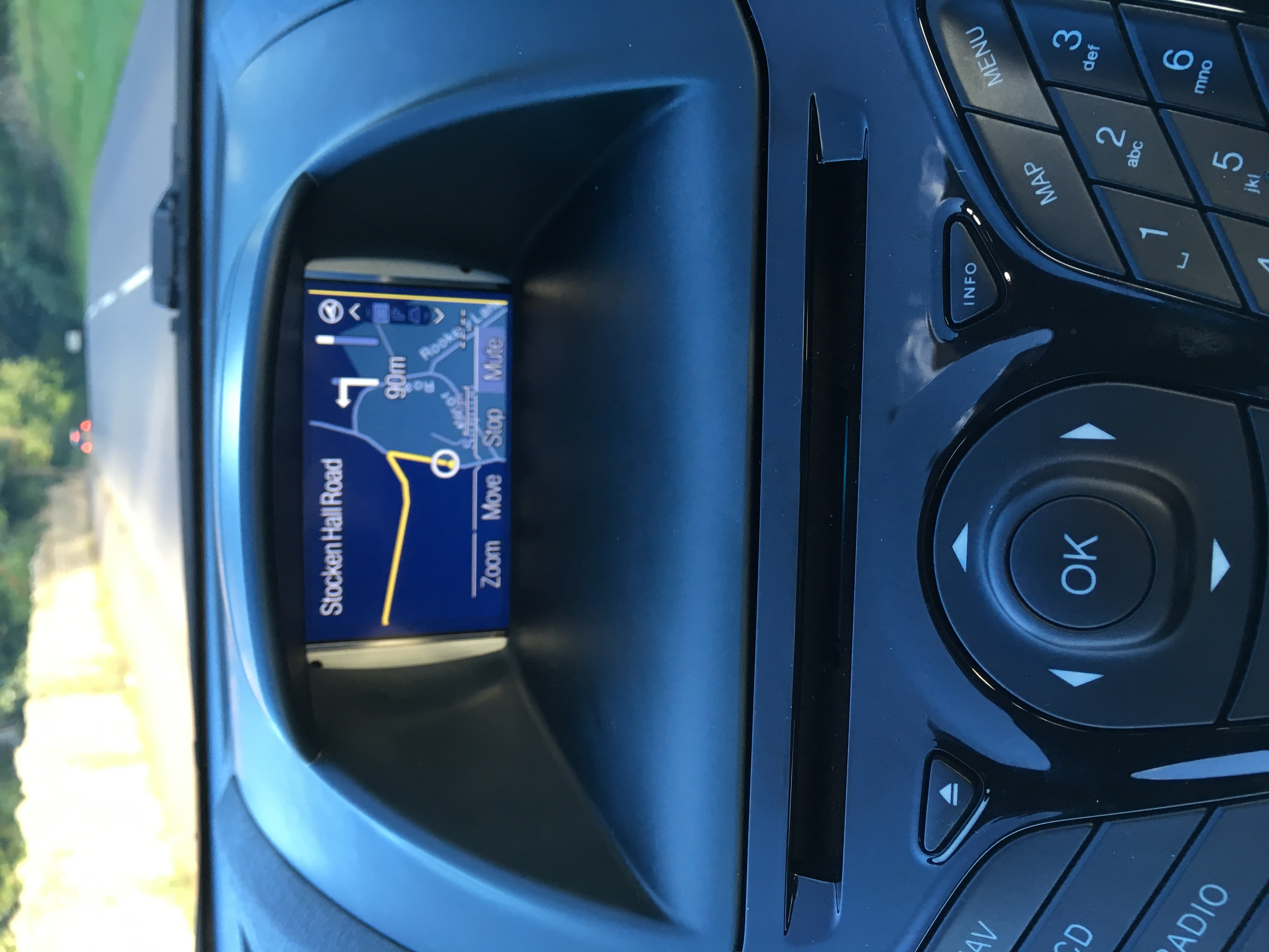 retrofitted ford sat nav     ford fiesta club ford owners club ford forums