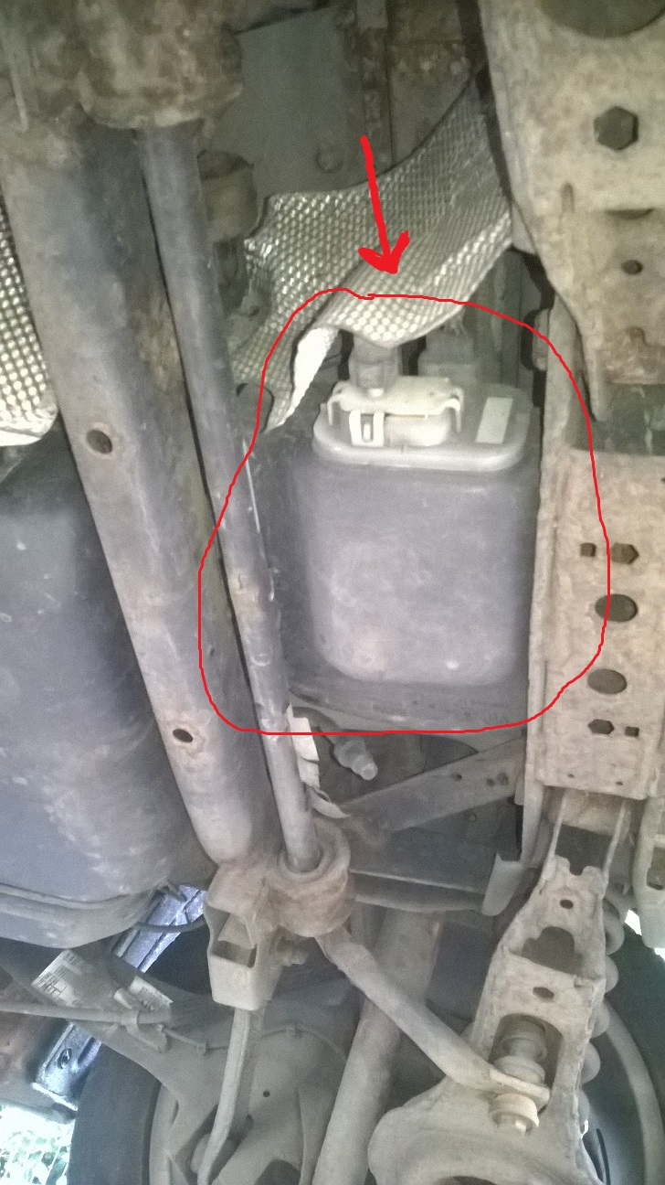 focus   tdci fuel tank removal ford focus club