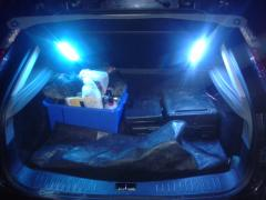 New Boot blue LED's from red