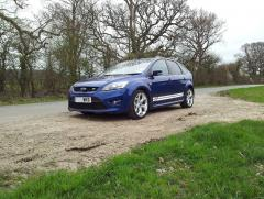Focus ST3 2.5 225ps Performance Blue