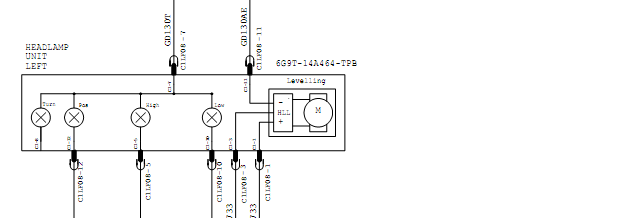 Headlight Wiring Diagram - Ford C-max Club