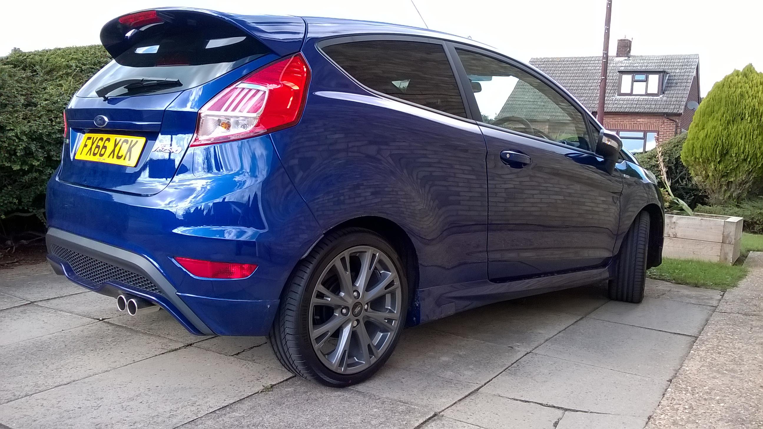 Focus St Line Deep Impact Blue >> best fiesta colour - Ford Fiesta Club - Ford Owners Club - Ford Forums
