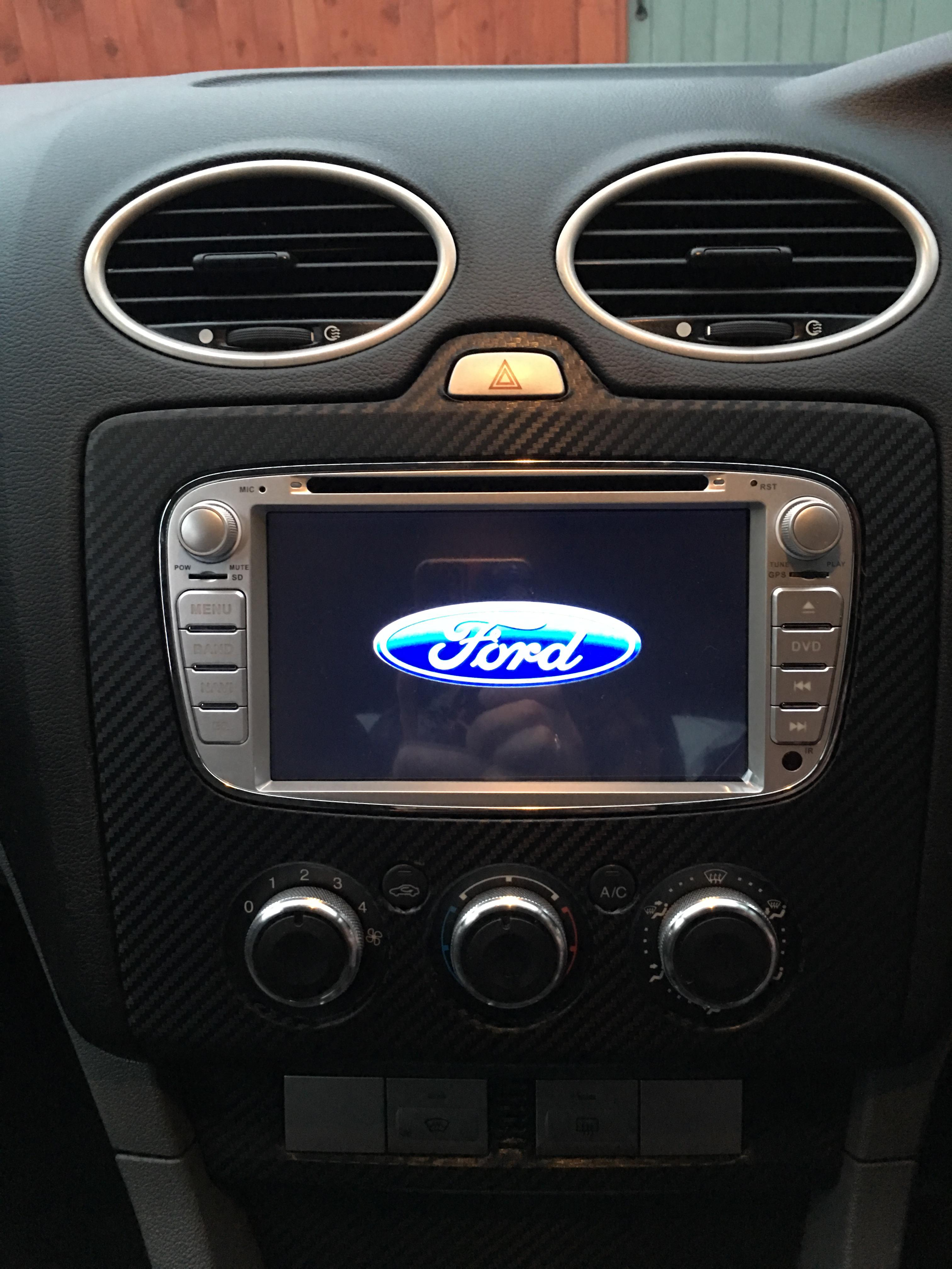 Stereo Upgrade Recommendations For Focus Mk2 Ford Focus Club