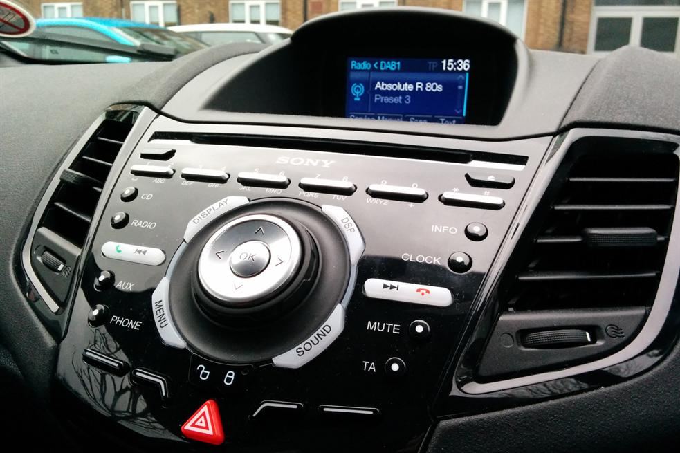stereo upgrade  - ford fiesta club