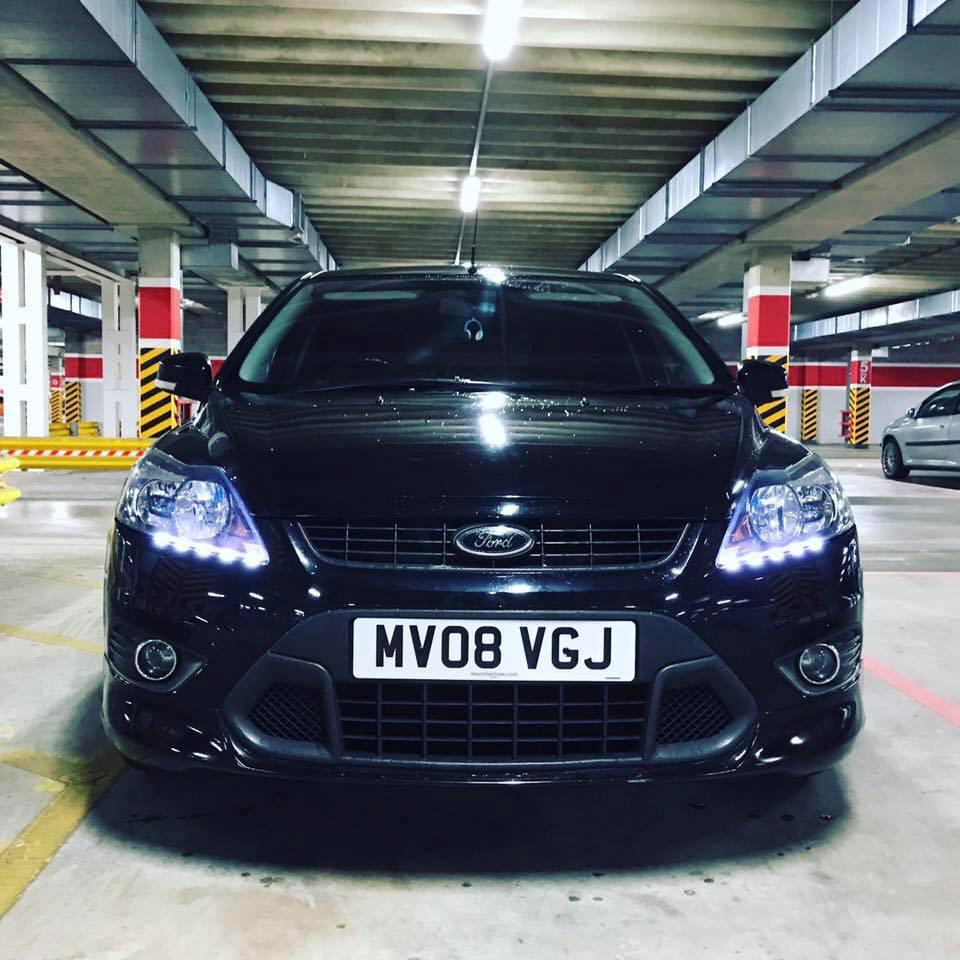 ford focus dash lights go off