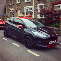 Zetec S Black Edition