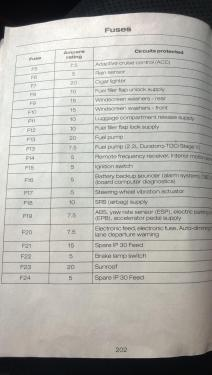 2009 ford focus fuse box diagram what    fuse    to use for dash cam installation    ford    mondeo  what    fuse    to use for dash cam installation    ford    mondeo