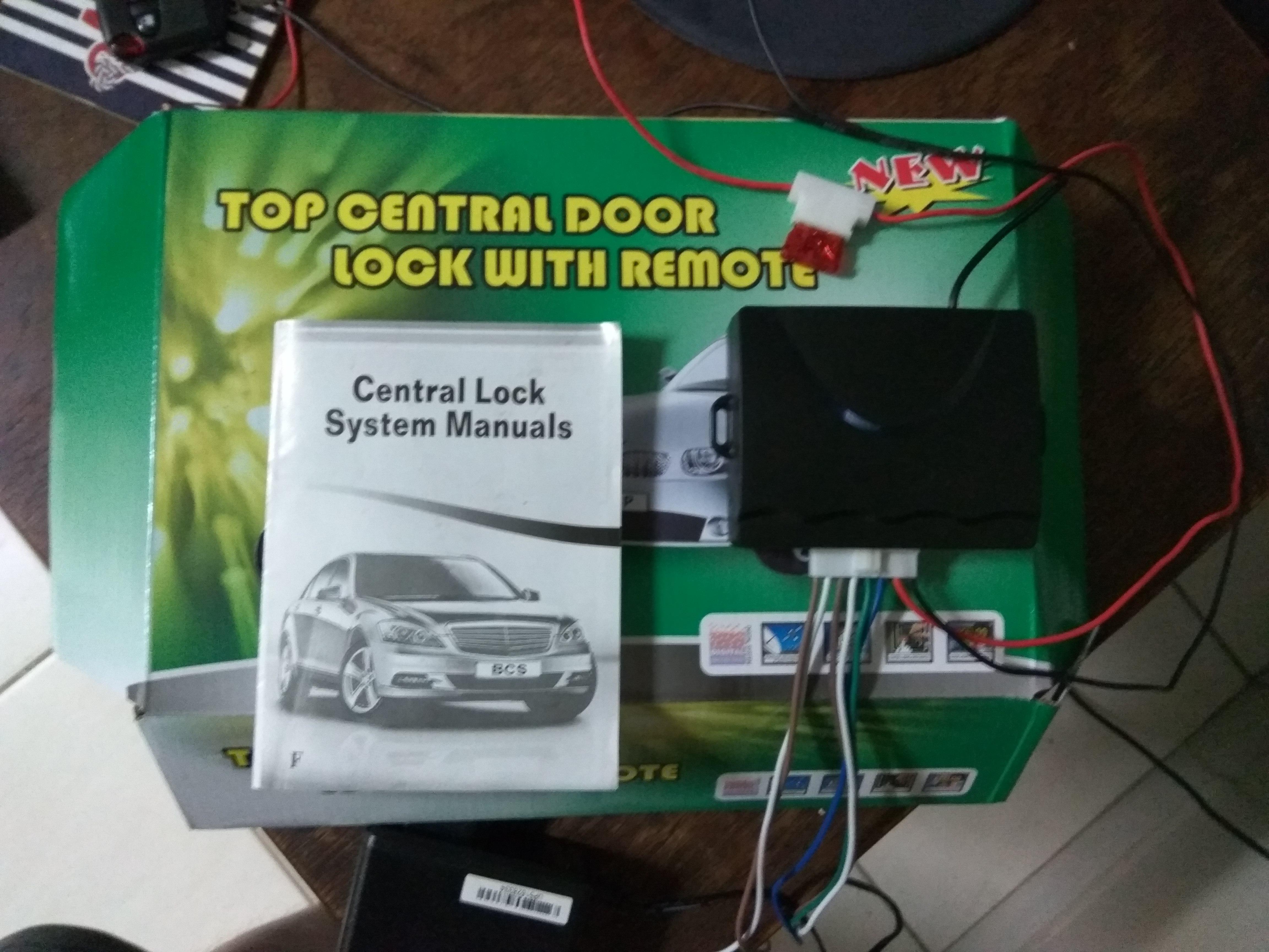 Mk6 Fiesta Remote Central Locking Page 2 Ford Club Wiring Diagram Img 20170922 175831