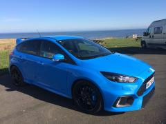 Focus RS by the sea