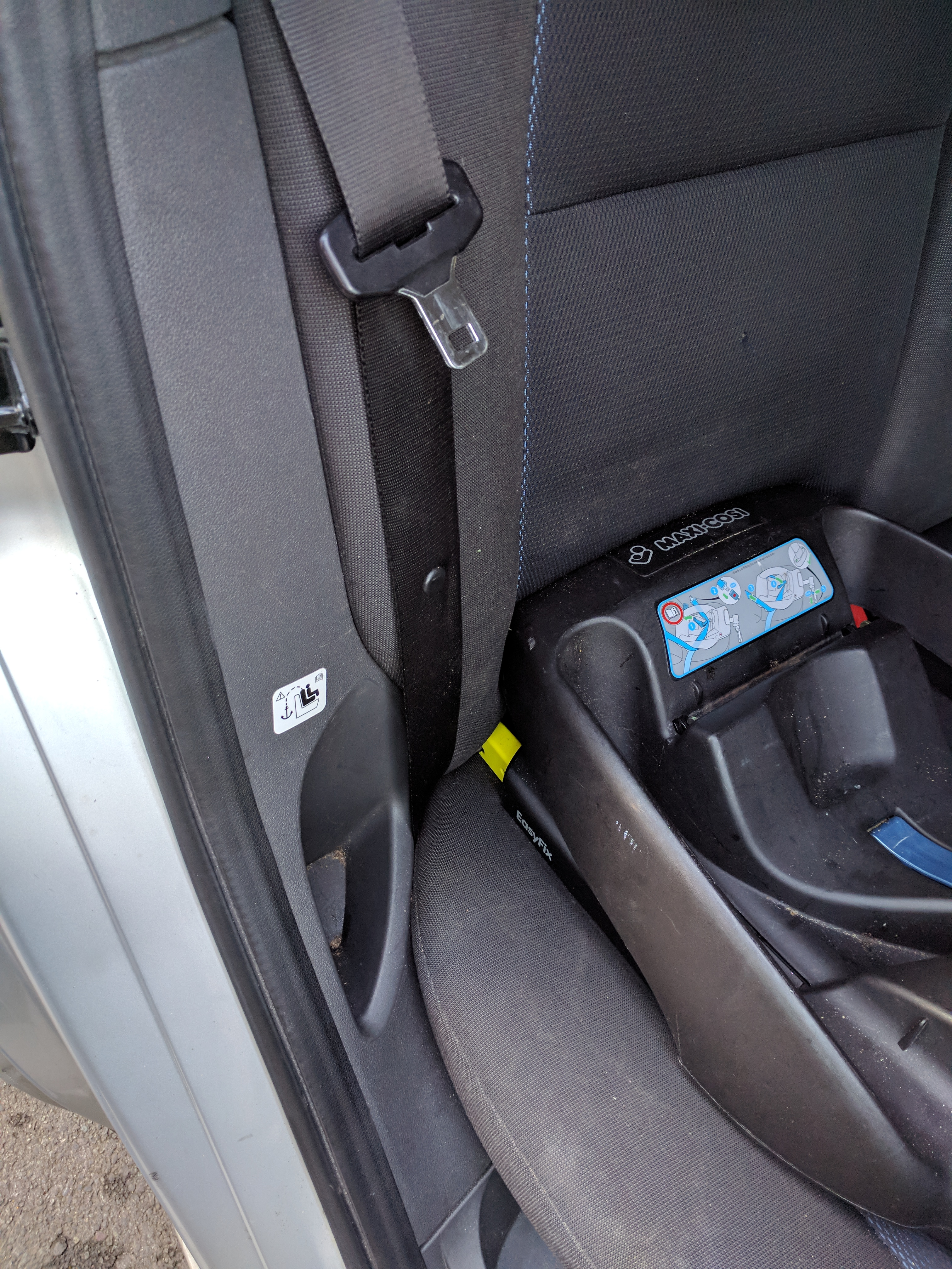 child car seat tether anchor ford focus club ford