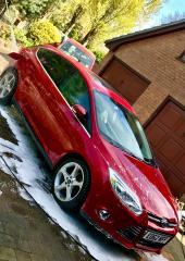 Ford Focus Titanium X Ecoboost