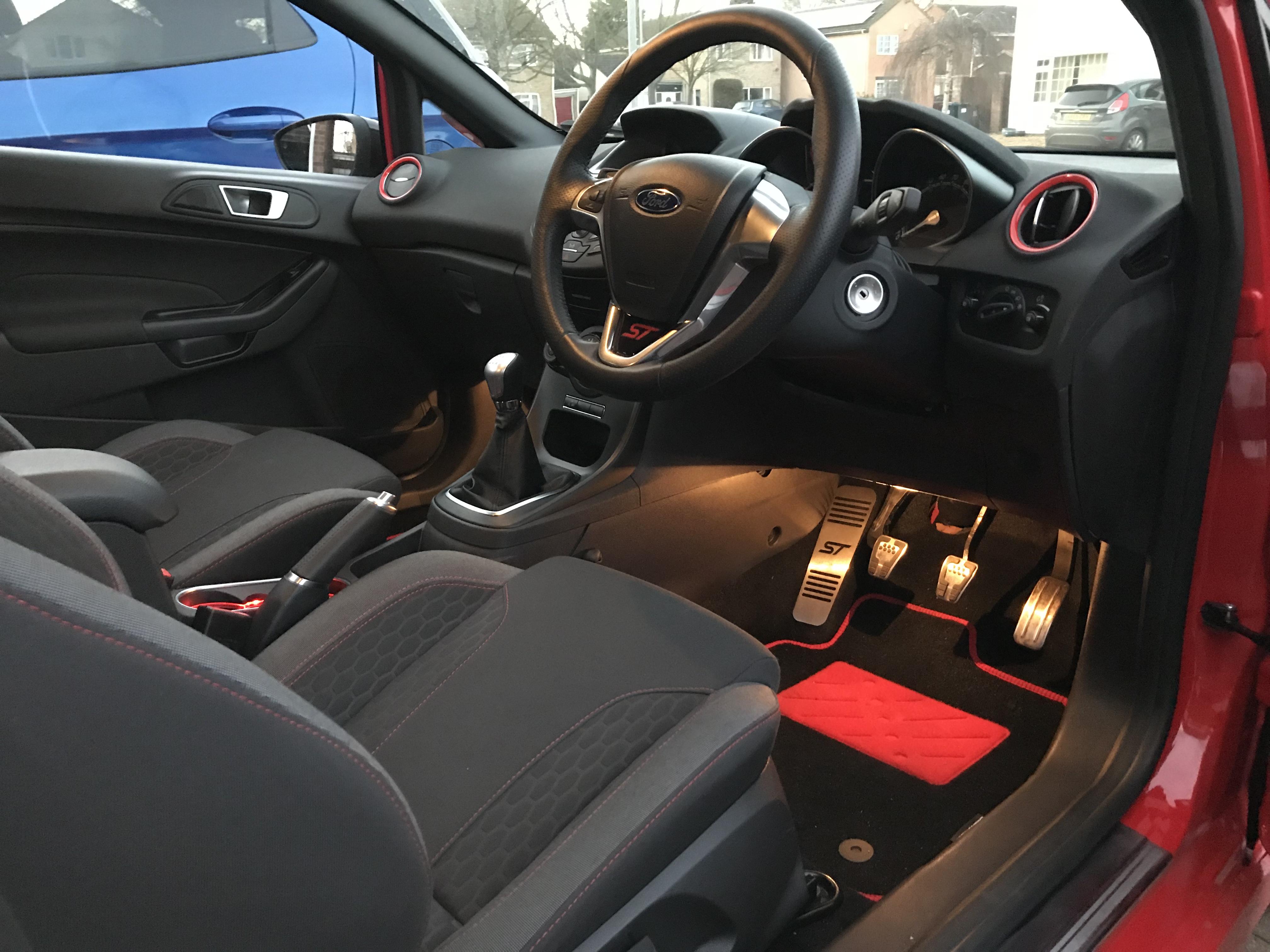 MK7 5 Fiesta ST-Line - Subtle Mods! - Ford Fiesta Club
