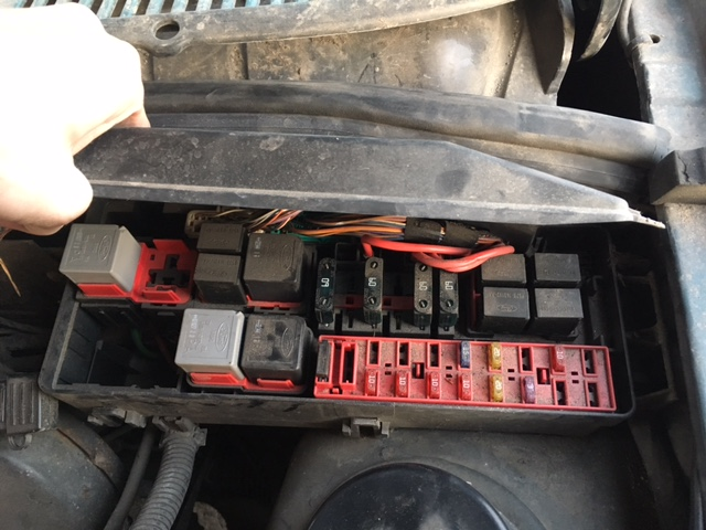 Fuse Box Diagram Needed - General Ford Related Discussions - Ford Owners Club