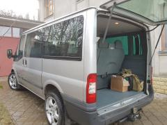 My Ford Transit